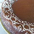 Le gâteau au <b>chocolat</b>, le roi des desserts