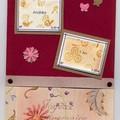Carte d'anni Andréa 1 an ( 2004)