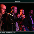 North Gospel Quartet - Le Trait d'Union - Mons en Baroeul - 2007
