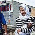 L'accueil de <b>réfugiés</b> à Fribourg-en-Brisgau