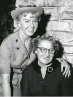 doris day with her mom