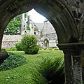 Le charme discret de l'abbaye de beauport