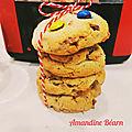 Cookies <b>Américains</b> au Magimix