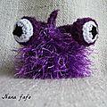 globinours-violet-porte-cles-crochet