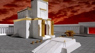 Exode-Jerusalem Temple