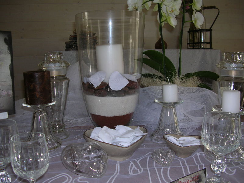 TABLE DES MARIES
