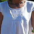 La blouse barcelona