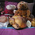 Pintade des oursons gourmands