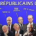 Tous les républicains unis derrière leur favori