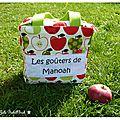 Lunch Box personnalisée - 35 € sur commande