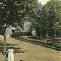 Ancien square et école lamartine