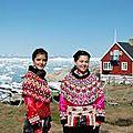 Les indiens de l'arctique....