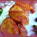Muffins perdus......crème à la pistache