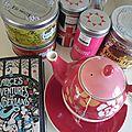 Du thé, des livres (et c'est le bonheur) > tea book tag<