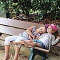 2 Sur mon banc Jardin des plantes