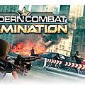 Test de Modern <b>Combat</b> Domination - Jeu Video Giga France