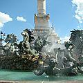 Le monument aux girondins et à la république de bordeaux(2).