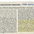 <b>REGIONALES</b> <b>2015</b>: La mue normande de NICOLAS MAYER ROSSIGNOL est-elle définitive?