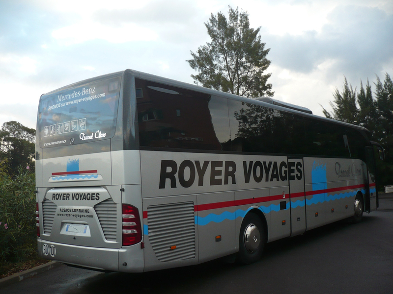 MERCEDES Tourismo 20th Anniversary Blutec 6 Royer Voyages Lucciana (2)