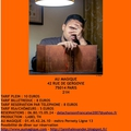 Jann halexander en concert : prolongations...11-12-13-14 mars [paris]