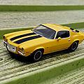 <b>Chevrolet</b> Camaro Z/28 de 1970 (Altaya Collection American Cars)
