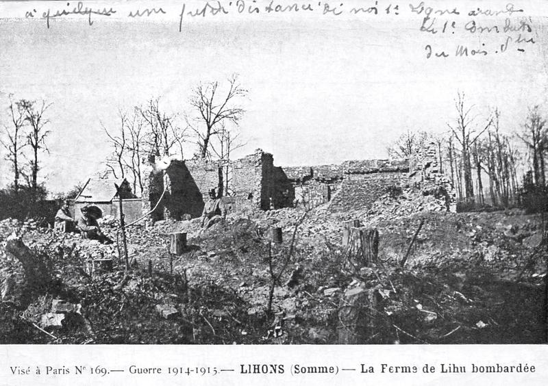 Lihons, ferme de Lihu (1)