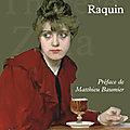 Thérèse Raquin, d'Emile Zola (1867)