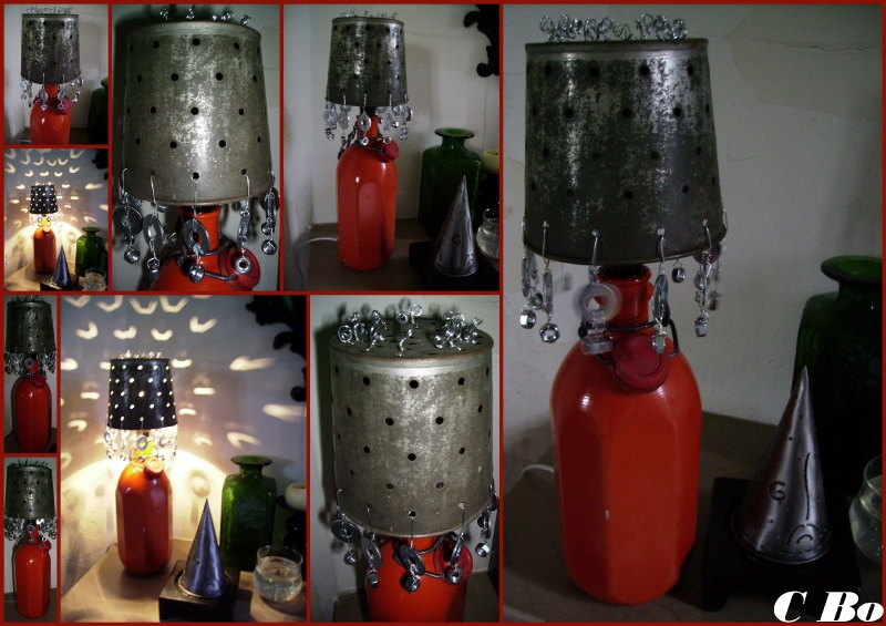 LAMPE Mc Giver montage