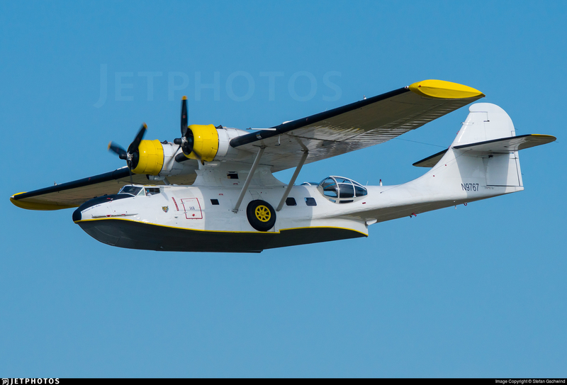 178 N9767 Consolidated PBY-5A Catalina 21996