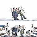 police racaille humour