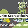 Présentation des stands - Salon Solutions Copropriétés Nice