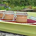 Crèmes au chocolat et caramel au beurre salé sublimes selon marie et bien je confirme et 1ères info sur le salon du chocolat !!