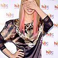 Jolin at hitfm event
