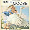 Favorites nursery rhymes from mother goose