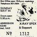 1978-05-14 X-Ray Spex-Adam & The Heads-The Automatics