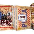 <b>Nerdz</b>: Le coffret de la saison 2 est sorti le 3 juillet !