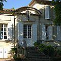 Saint Emilion : <b>Berliquet</b> 2009 et 2010