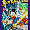 Test de <b>Ducktales</b> 2 : La Bande à Picsou (NES) - Jeu Video Giga France