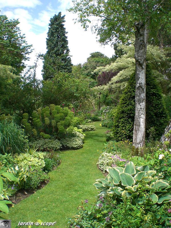Mai 2008, visite et pique-nique avec des...Jardinautes