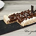 Un zeste de... gâteau croustil-moelleux au chocolat