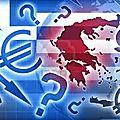 Plans de <b>sauvetage</b> de la Grèce : 77 % des fonds sont allés à la finance [BRAVO]