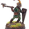 Elf Endelion / Citadel