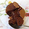 Fondant au chocolat de pessah #2