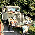 Jowett 7HP saloon de 1936 (30 ème Bourse d'échanges de Lipsheim) 01