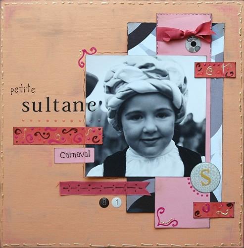 Petite sultane 1