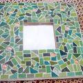 Miroir en Mosaique