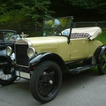 Ford model t runabout 1926