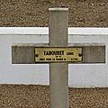 Soldat Louis TABOURET