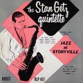 Stan Getz Quintette - 1951 - Jazz at Storyville (Roots)