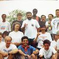 BB 1992 les organisateurs fêtent le succès du BB !